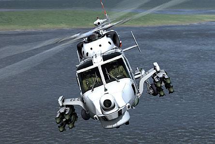 Future Lynx Navy W445