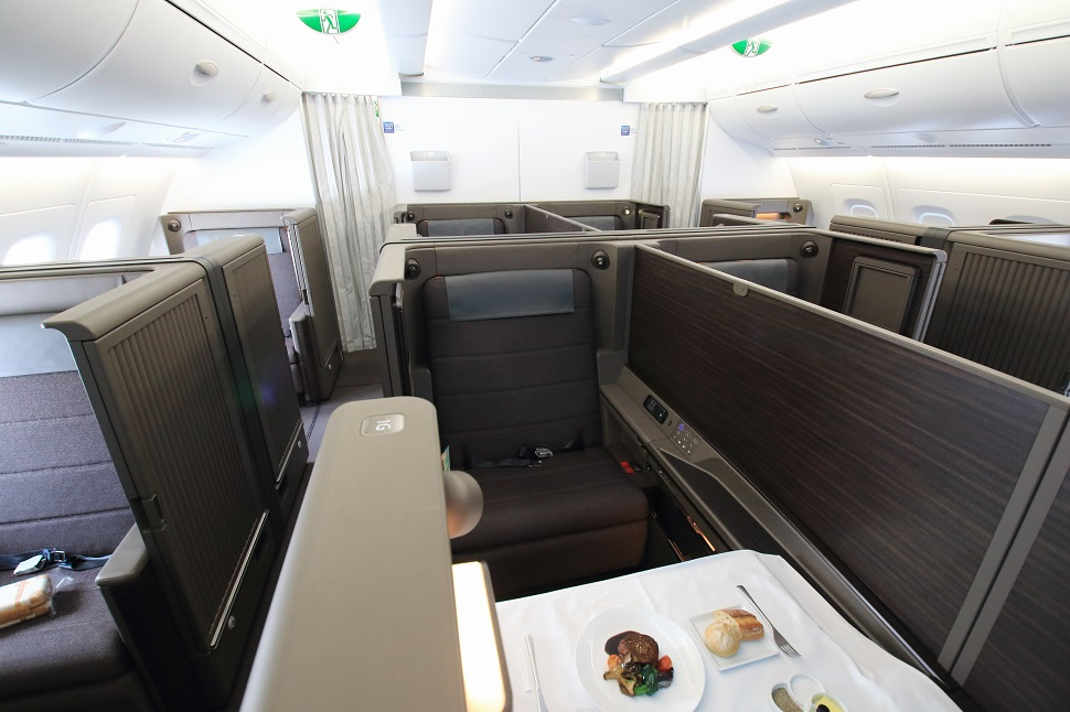 PICTURES: ANA reveals new A380 interior