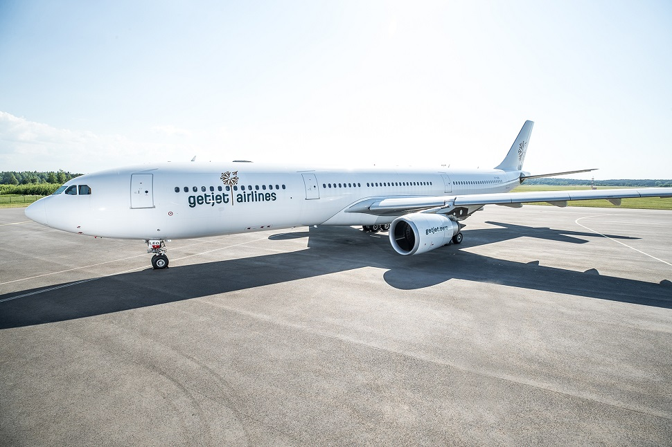 Lithuania's GetJet eyes more widebodies for long-haul push